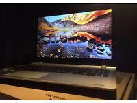 Toshiba Satellite – Intel i7, 16GB RAM, 1TB+8GB SSHD, GTX950M, 15.6 Inch, 4K, Touchscreen Laptop