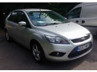 2008 Ford Focus Zetec * 1.6 Petrol * Great Condition * FSH and Long MOT