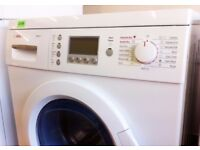 BOSCH Exxcel - 7KG , White , Digital WASHER DRYER + 3 Months Guarantee + FREE LOCAL DELIVERY