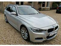 BMW 3 SERIES (F31) 330D M SPORT TOURING 2013
