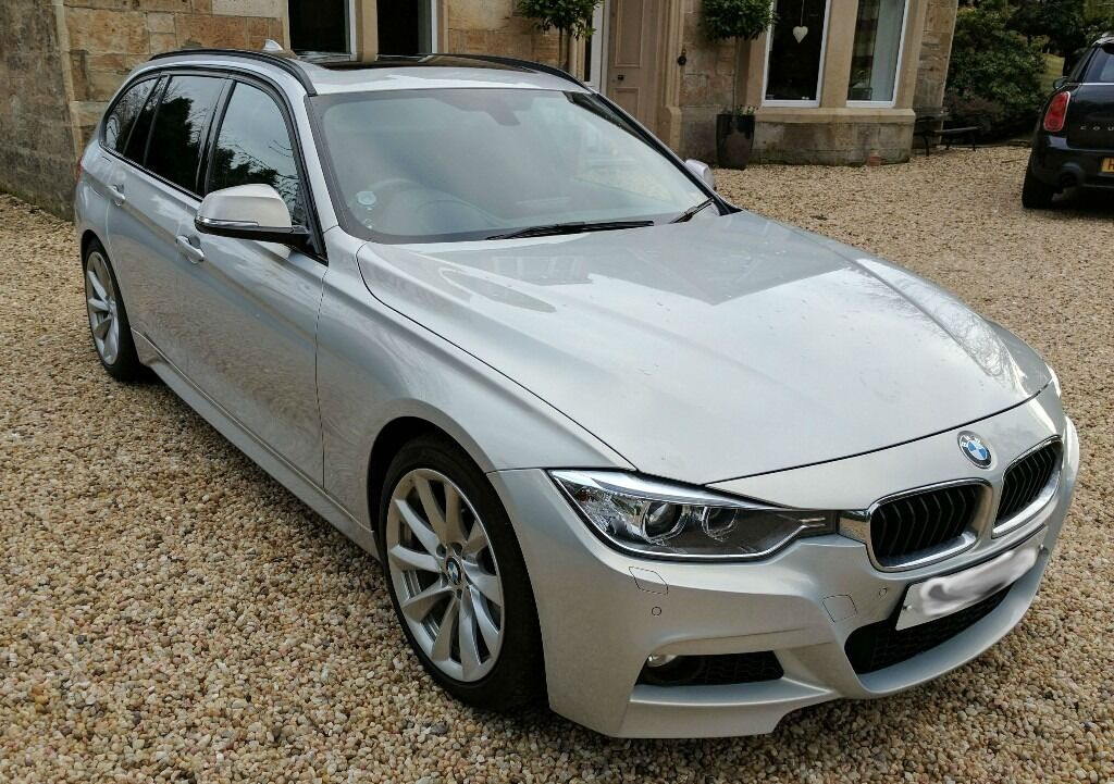 BMW 3 SERIES (F31) 330D M SPORT TOURING 2013   in ...