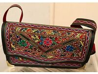 Brand New Handmade Embroidered Purse