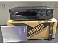 Home cinema Processor / Amplifier Yamaha DSP-E800
