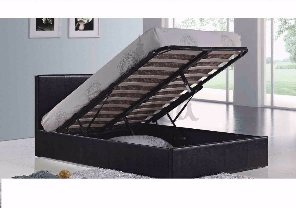 Ottoman Double bed.... Now Sold