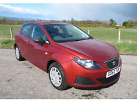 2010 Seat Ibiza S 1.4 TDi only 52,000 miles ~ £30 RFL ~ Mot Feb 18 ~ 5 door ~ VGC ~ £3,695
