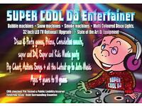 Kids Entertainer | Children's Entertainer | Kids Party | Party DJ | Essex | South East | Kids Disco