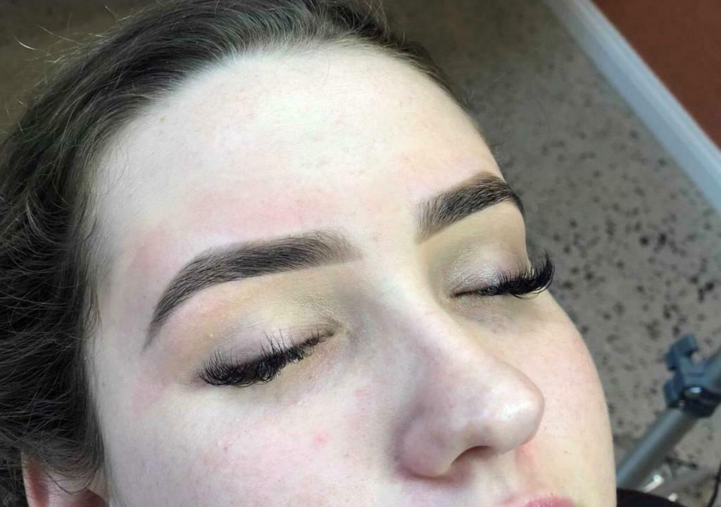 80 Microblading Eyelash Extensions Spray Tan Eyebrow Shaping