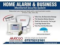 Wireless Intruder Alarm System (1 year warranty)