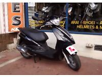 Piaggio Fly 125cc Scooter For Sale - Yr 2013 with a new MOT and 3 Months Waranty