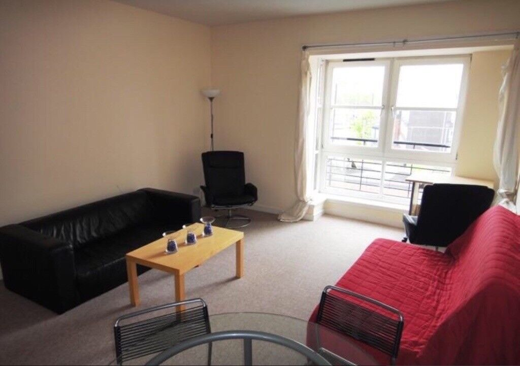 2 BED Part Furnished Flat Glasgow