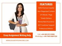 Expert Help in Assignment / Thesis / Dissertation / SPSS / Stata / Matlab / Tutor / Proofreading