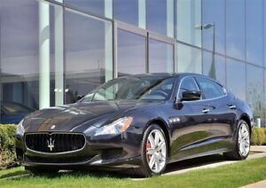 2014 Maserati Quattroporte GTS* Certified Pre-Owned Vehicles 2.9