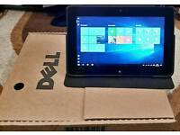 Dell latitude 10.1 inch Tablet Wifi + 3G UNLOCKED Network Boxed Almost * NEW