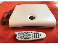 Sky TV Box with Remote Control