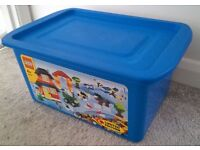 LEGO tub 5573 Limited Edition over 600 pieces