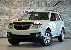2011 Mazda Tribute *AWD*CUIR*TOIT OUVRANT GT V6* COMME NEUF