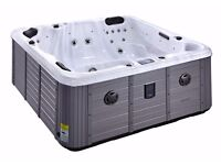 Miami Happy Hot Tub Whirlpool Bath Balboa