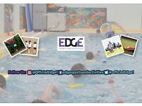 Edge Swim School - Learn to swim for all abilities (school term & holiday courses available now)