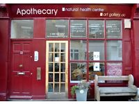 Therapeutic Massage (Tuina) and Acupuncture in West London