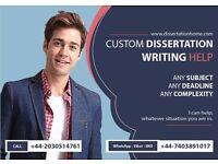 Dissertation / Essay / Assignment / Coursework / Tuition / Proposal / SPSS / Matlab (EXPERT HELP)