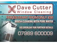 Need A Window Cleaner? Guttering & Fascias need cleaning?