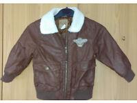 boys H&M jackets 12-18 months/ £5 each