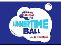Capital Summertime Ball Tickets