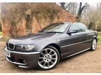 BMW 320cd M SPORT CONVERTIBLE