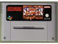 Super Street Fighter 2 II SNES Super Nintendo KULT Spiel Nordrhein-Westfalen - Kaarst Vorschau