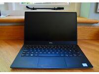 Dell XPS 9360 i7 7560U 16gb RAM 512gb