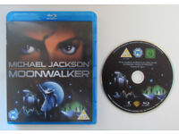 Michael Jackson's Moonwalker (Blu-ray)