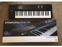 Native Instruments Komplete Kontrol S49 - MARK 1