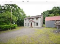Looking for house/ farmhouse with outbuildings