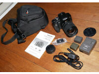 REDUCED - Panasonic Lumix L10 DSLR with Leica Lens, second battery, case and charger - Like NEW