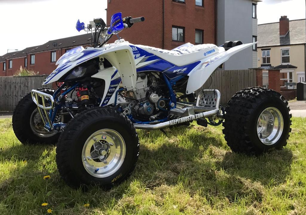 Yamaha Raptor  A Arms