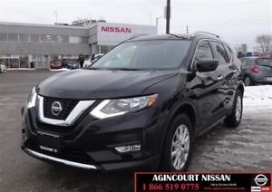 2018 Nissan Rogue SV AWD CVT Demo|Backup Camera| Bluetooth| Crui