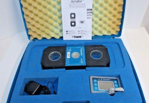 Tractel Dynafor 193089 LLXh 15T Sensor and Display Electronic Dynamometer 15 Ton