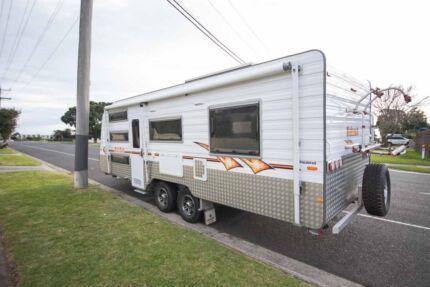 Concept Belmont Triple Bunk Family Caravan Mornington Mornington Peninsula Preview