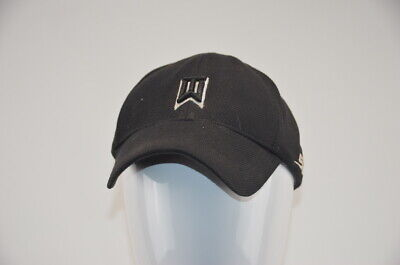 Tiger Woods Collection Nike One Flex Men's Fitted Hat M/L - Black