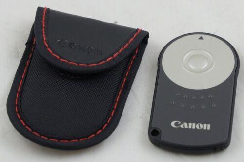 Genuine! RC-6 IR Wireless Remote Control Shutter Release For Canon DSLR Camera