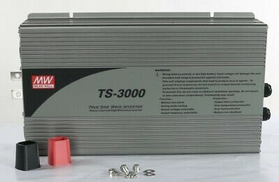 New Ts-3000-248g Mean Well Power Inverter 3000w