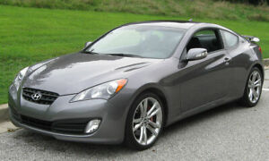 Looking For 2010 Hyundai Genesis Coupe Front Bumper