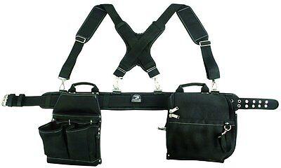 Gatorback Super Duty Contractor Rig w/ Suspenders. One Size
