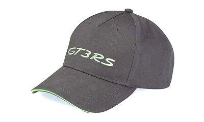 New Genuine Porsche Drivers Selection GT3 RS GT3RS Cap Hat Black & Lizard Green