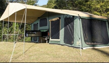 Camper trailer Grose Wold Hawkesbury Area Preview