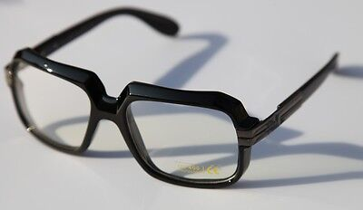 Black BB Gazelle Square Hipster Nerd Sun-Glasses Rapper 80's Retro