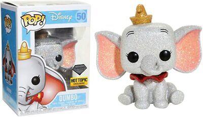 Funko POP: Disney: Dumbo Exclusivo