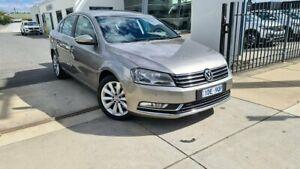 2015 Volkswagen Passat Type 3C 118TSI Brown Sports Automatic Dual Clutch Sedan