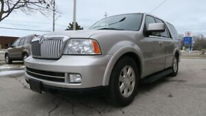 2005 Lincoln Navigator Ultimate|ALLOYS|LEATHER|SUNROOF|CERTIFIED