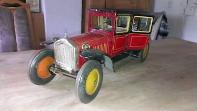 Antikes Blech-Spielzeugauto